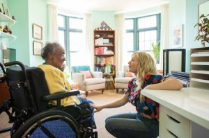 assisted living - decorating