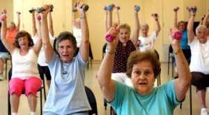 seniors and fitness